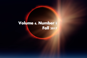 Volume 6, Number 1 Fall 2017